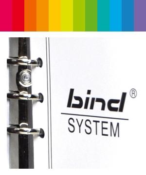 Bind System Organizer Kalender Einlage
