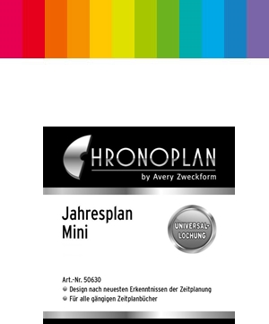 Chronoplan Mini / A7 Kalender