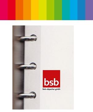 bsb Organizer Kalender Einlage