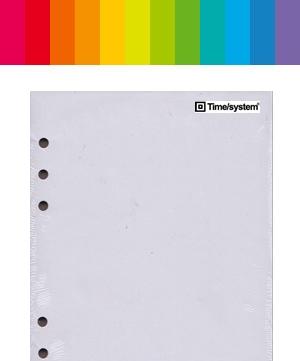 Time/System Notizpapier Blanko