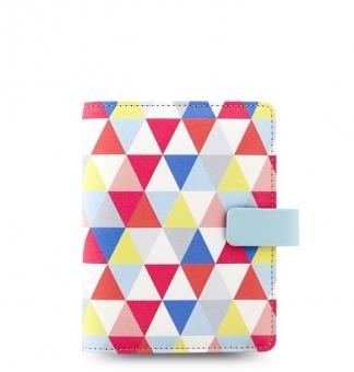 Filofax Geometric Pocket Terminplaner Organiser A7 Kalender 027038
