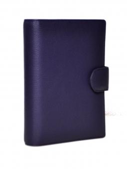 Succes Cadiz Senior Lila Purple 20mm Rindleder VL Organiser Zeitplaner OS212CI09