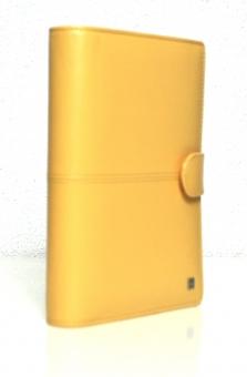 Time/system Milano Compact Beige Ringbuch 20mm Organiser Rindsleder 59214
