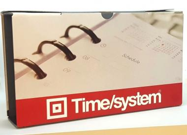 Time/system BUS A5 Business 2019 Jahresbox 1Tag/2Seiten Tagesplanung DEU 933039