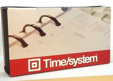 Time/system 2020 CMP Compact Jahresinhalt Woche Wochenkalender Einlage DEU 35111