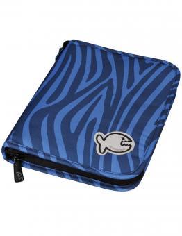 IQ Logbuch Safari L Navy-Blau Taucherlogbuch ZIP Polyester komplett 4386032480