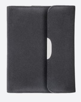Brunnen Timer Filius Microfiber Organizer schwarz Druckknopfverschluss 107492090