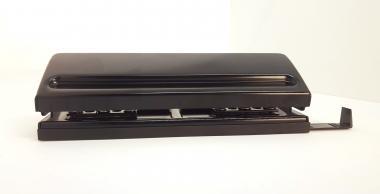 Bind A7 A6 A5 Mehrfachlocher 6-fach Universallocher Locher Metall Schwarz T6001