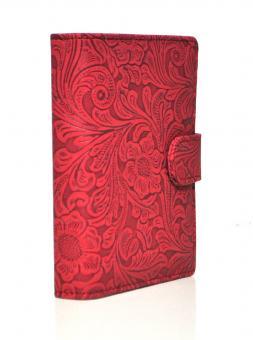 Succes Newme Flowers Junior Rot A7 Kalender Organiser 15mm Zeitplaner OJ212FL12