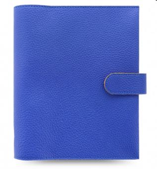 Filofax A5 Organizer Terminplaner Ringbuch Zeitplaner Pop Blueberry Blau 029402