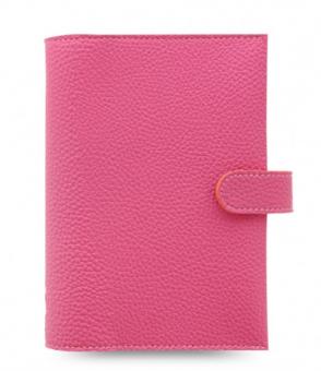 Filofax Personal Organizer A6 Terminplaner Zeitplaner Timer Pop Berry Rosa 29407