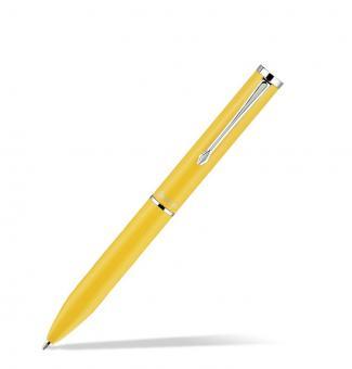 Filofax Botanics Gelb Mini Kugelschreiber Metall 105mm Drehkugelschreiber 061022