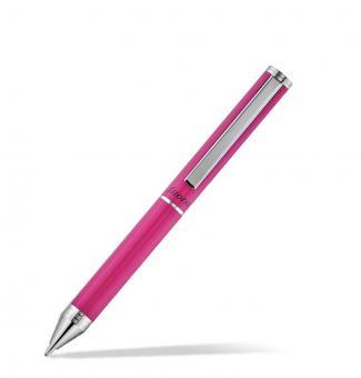 Filofax Organiser Pen Pink Mini-Kugelschreiber 106mm Drehkugelschreiber 061043