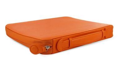 Filofax Pennybridge A4 Tangerine Schreibmappe Konferenzmappe RV & Griff 829829