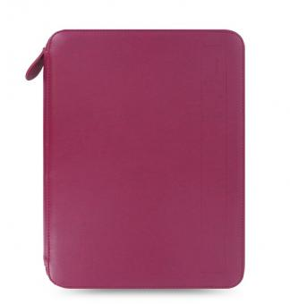 Filofax Pennybridge A4 Schreibmappe Raspberry ZIP Folder Konferenzmappe 828165