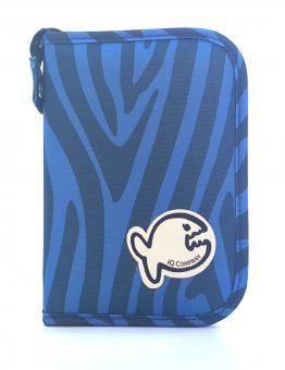 IQ Logbuch Safari XS Navy Blau Taucherlogbuch ZIP Polyester komplett 4336032480