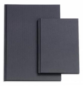 Time/system A5 Meetingbuch Notizbuch ohne Datumsvorgabe schwarz 60011 Deutsch