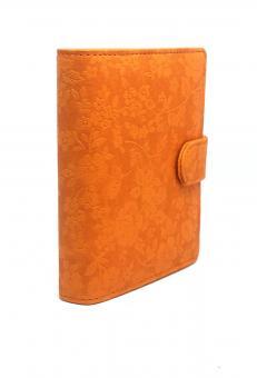 Succes Newme Flowers Junior Orange A7 Organiser 15mm VL Terminplaner OJ212FL01