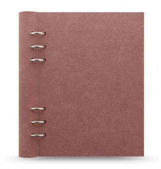 Filofax A5 Clipbook Notizbuch Architexture Terracotta Braun Meetingbuch145007