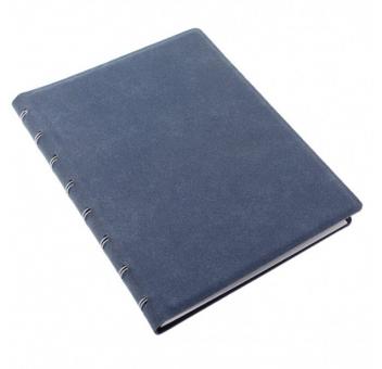 Filofax Notebook A5 Impressions Schwarz//Weiß Notizbuch Kunstleder füllbar 115042