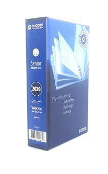 Succes Senior 2020 Jahresbox Wochenblätter 1Woche 2Seiten Kalendarium ISD7.20