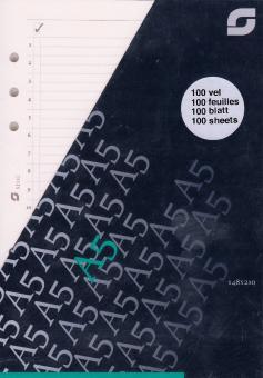Aufgaben Creme 100 Blatt 95x150 Einlagen XS11C Succes Senior Notizpapier to Do