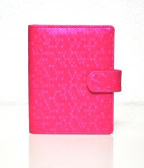 Succes Newme Honey Junior Pink Rosa Organiser A7 15mm VL Terminplaner OJ212HO23