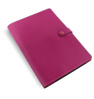Filofax The Original Folio A4 Raspberry Notebook Konferenz - Schreibmappe 829947