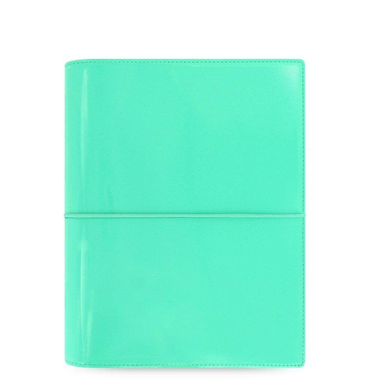 Filofax Domino Patent A5 Turquoise Türkis