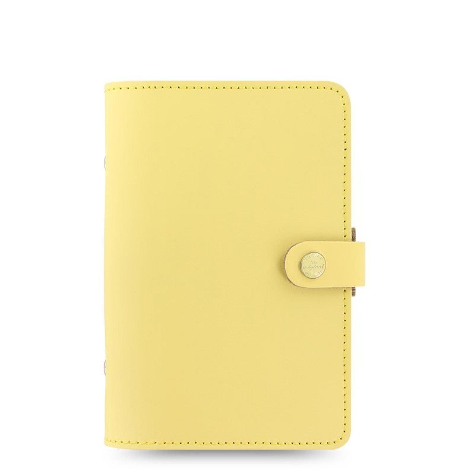 Organiser De Filofax The Original Personal Lemon Gelb