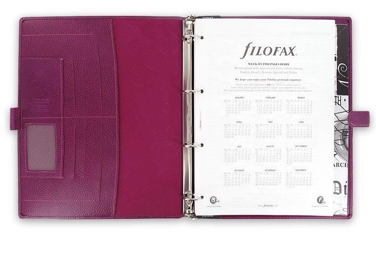 Kalender a4 leder